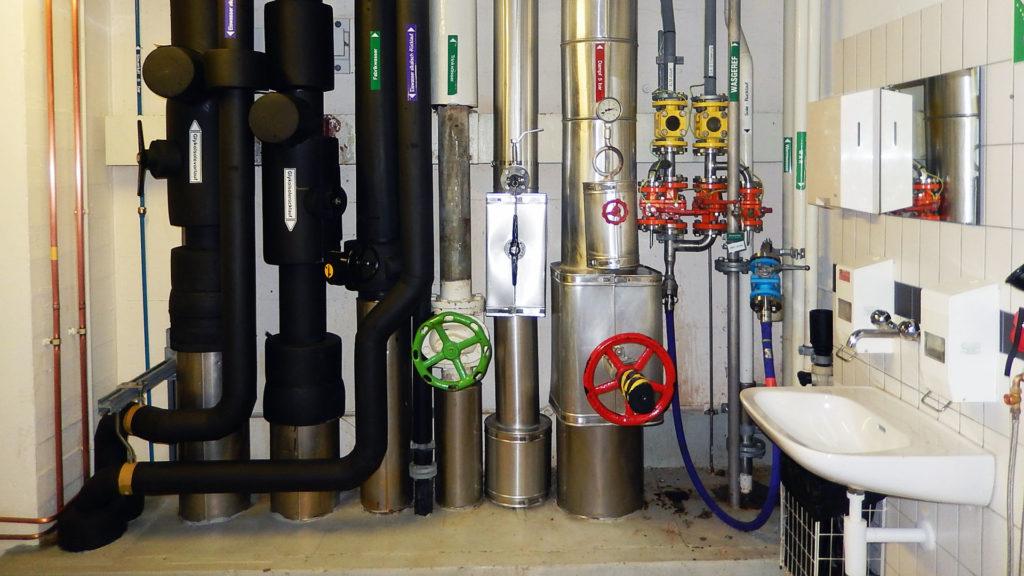 Studer Clean GmbH - Industrieanlagen- und Spezialreinigungen